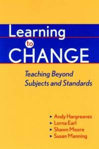 Learning to Change af Andy Hargreaves