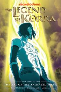 Legend Of Korra af Michael Dante DiMartino