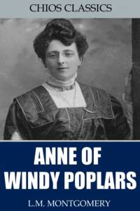 Anne of Windy Poplars af L.M. Montgomery
