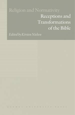 Receptions and Transformations of the Bible