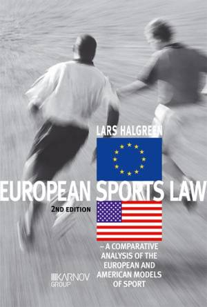 European Sports Law af Lars Halgreen
