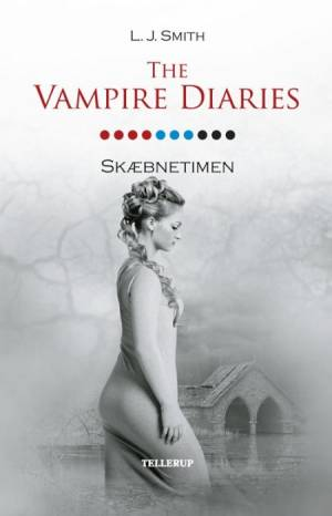 The Vampire Diaries #10: Skæbnetimen af L. J. Smith