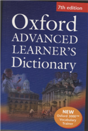 Oxford Advanced Learners Dictionary  med CD-Rom af Incl. cd-rom