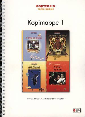 Portfolio, Topic Books, Kopimappe 1