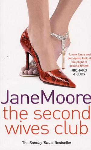 The Second Wiwes Club (TW) af Jane Moore