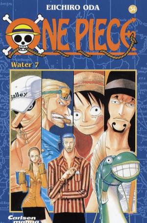 One Piece 34 - Water 7 af Eiichiro Oda