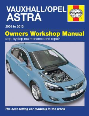 Vauxhall/Opel Astra Service and Repair Manual af John S. Mead