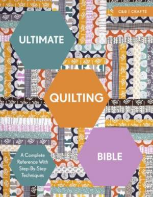 Ultimate Quilting Bible: A Complete Reference with Step-by-step Techniques af Marie Clayton