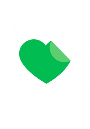 Little Green Kitchen af Luise Vindahl
