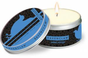 Harry Potter Ravenclaw Scented Tin Candle af Insight Editions