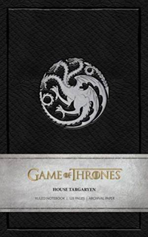 Game of Thrones: House Targaryen Ruled Notebook af Insight Editions