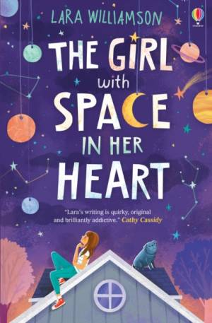 Girl with Space in Her Heart af Lara Williamson