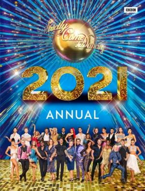 Official Strictly Come Dancing Annual 2021 by Alison (Author) Maloney