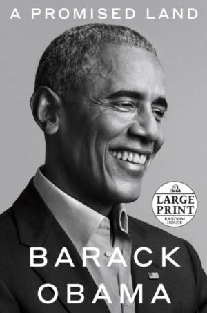 Promised Land - Large Print af Barack Obama